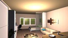 Raumgestaltung foldana livingroom in der Kategorie Wohnzimmer