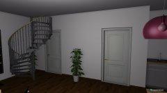 Raumgestaltung folrian-geyer-straße in der Kategorie Wohnzimmer