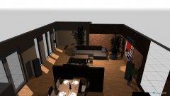 Raumgestaltung Franc und Babs Wohnzimmer in der Kategorie Wohnzimmer