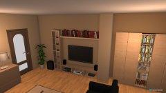 Raumgestaltung Franks room in der Kategorie Wohnzimmer