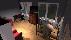 Raumgestaltung Frauengasse 6 in der Kategorie Wohnzimmer