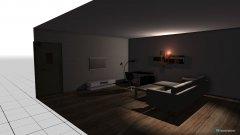 Raumgestaltung Fremersdorf in der Kategorie Wohnzimmer