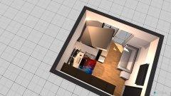 Raumgestaltung friedenstraße mittleres in der Kategorie Wohnzimmer