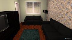 Raumgestaltung frontroom in der Kategorie Wohnzimmer