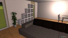 Raumgestaltung Fuchsis WZ 5 in der Kategorie Wohnzimmer