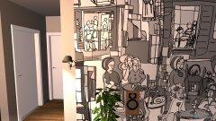 Raumgestaltung Fuenterrabia, 6 in der Kategorie Wohnzimmer