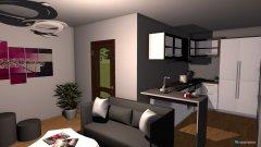 Raumgestaltung Futbalistka in der Kategorie Wohnzimmer