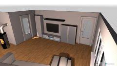 Raumgestaltung Gabi in der Kategorie Wohnzimmer