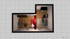 Raumgestaltung Gaming & Schlafzimmer in der Kategorie Wohnzimmer