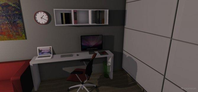 Raumgestaltung Gartenzimmer in der Kategorie Wohnzimmer