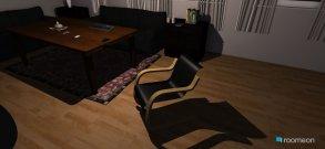 Raumgestaltung Geir sin stue in der Kategorie Wohnzimmer