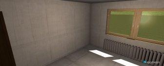 Raumgestaltung Gemeinschaftszimmer in der Kategorie Wohnzimmer