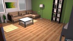 Raumgestaltung Gemütlich & elegant in der Kategorie Wohnzimmer