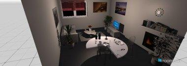 Raumgestaltung geo1 in der Kategorie Wohnzimmer