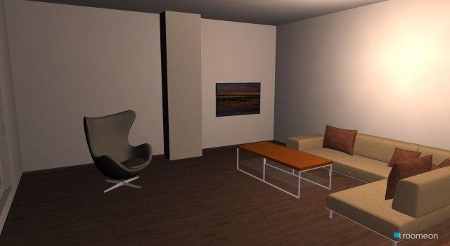 Raumgestaltung Gerrit in der Kategorie Wohnzimmer