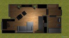 Raumgestaltung Gersthofen Wohnung 2 in der Kategorie Wohnzimmer