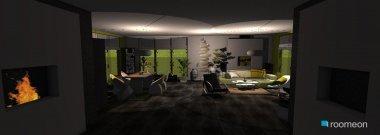 Raumgestaltung gery in der Kategorie Wohnzimmer