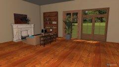 Raumgestaltung Gleinkersee in der Kategorie Wohnzimmer
