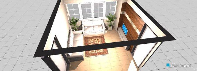 Raumgestaltung Gobinda's Flat in der Kategorie Wohnzimmer
