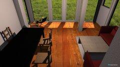 Raumgestaltung Goethe in der Kategorie Wohnzimmer