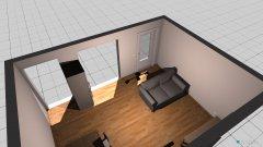 Raumgestaltung Gontardplatz 10 in der Kategorie Wohnzimmer