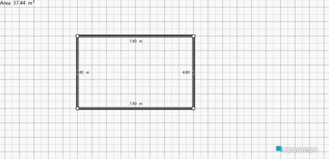 Raumgestaltung gonzalo in der Kategorie Wohnzimmer
