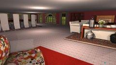 Raumgestaltung Grand Living Room Karen in der Kategorie Wohnzimmer