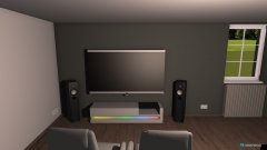 Raumgestaltung GREAT ROOM in der Kategorie Wohnzimmer