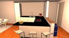 Raumgestaltung Gremmendorf Essecke in der Kategorie Wohnzimmer