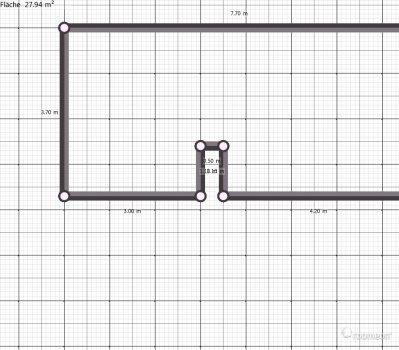 Raumgestaltung Grit in der Kategorie Wohnzimmer