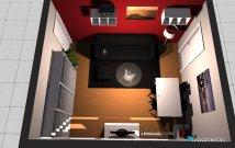 Raumgestaltung Groß 1 in der Kategorie Wohnzimmer