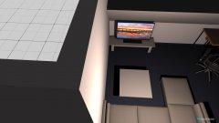 Raumgestaltung Großes Sofa n2 in der Kategorie Wohnzimmer