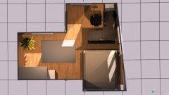 Raumgestaltung Großes WG-Zimmer 7 in der Kategorie Wohnzimmer