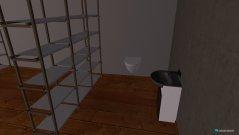 Raumgestaltung Grundriss EG in der Kategorie Wohnzimmer