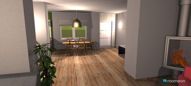 Raumgestaltung Grundriss Siegelweg 2 in der Kategorie Wohnzimmer