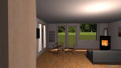 Raumgestaltung Grundriss V2 in der Kategorie Wohnzimmer