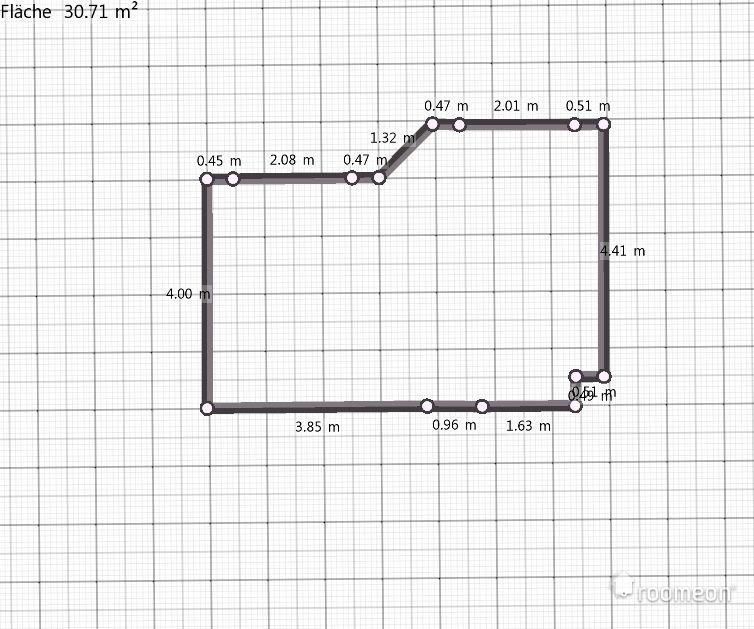 Raumplanung grundriss wohnzimmer roomeon community - Grundriss wohnzimmer ...