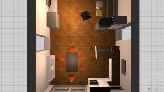 Raumgestaltung Grundriss WZ VErsion 2 in der Kategorie Wohnzimmer