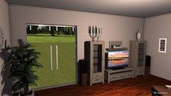 Raumgestaltung Grundriss_WZ in der Kategorie Wohnzimmer