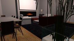 Raumgestaltung Grundrissvorlage Erker4 in der Kategorie Wohnzimmer