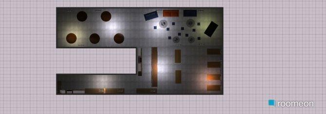 Raumgestaltung Grundrissvorlage real in der Kategorie Wohnzimmer
