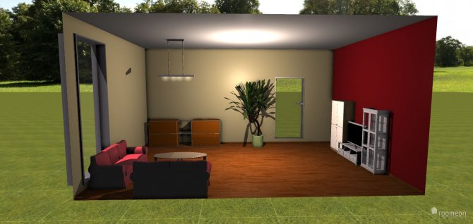 Raumgestaltung gss49 in der Kategorie Wohnzimmer