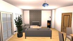 Raumgestaltung GT Wohnzimmer sand in der Kategorie Wohnzimmer