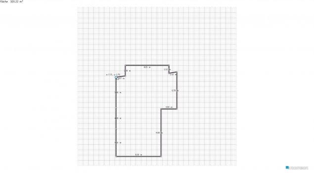 Raumgestaltung Gut 3 in der Kategorie Wohnzimmer