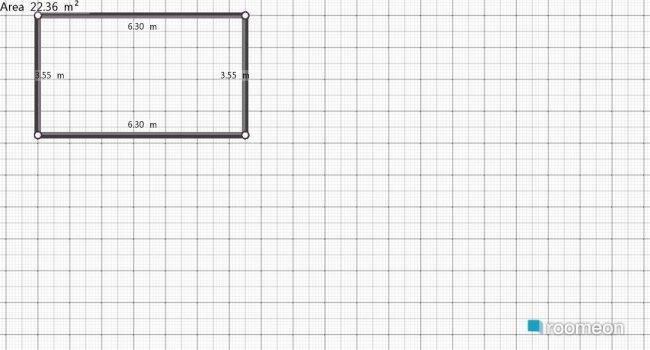 Raumgestaltung Guyana Home Living Room in der Kategorie Wohnzimmer