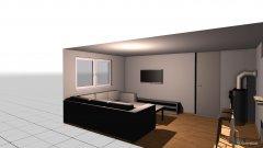 Raumgestaltung Hackenberg in der Kategorie Wohnzimmer