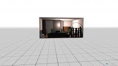Raumgestaltung Hall 2 in der Kategorie Wohnzimmer