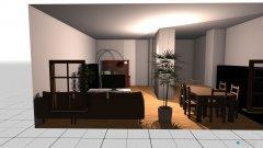 Raumgestaltung Hall 3 in der Kategorie Wohnzimmer