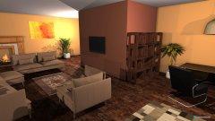 Raumgestaltung hall in der Kategorie Wohnzimmer