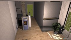 Raumgestaltung Hangweg in der Kategorie Wohnzimmer